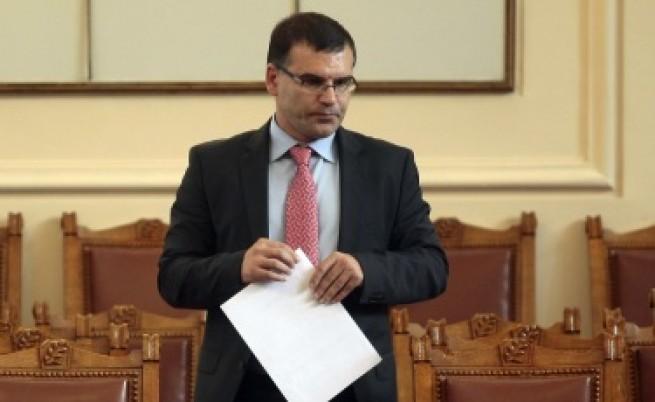 Дянков цитира МВФ: България устойчива по време на световната криза