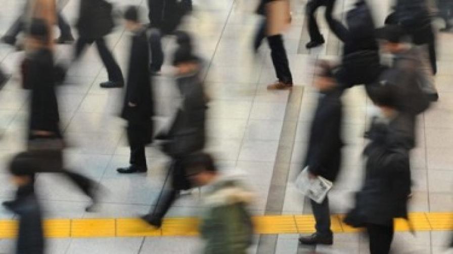 НСИ: Средната заплата расте с 0,6% за тримесечие