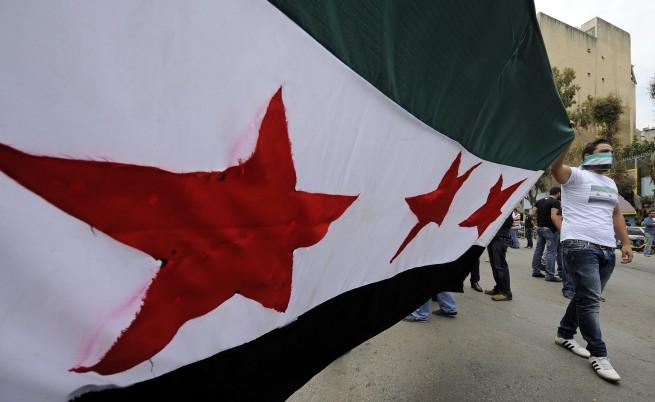 Сирийския режим се е съюзил тайно с