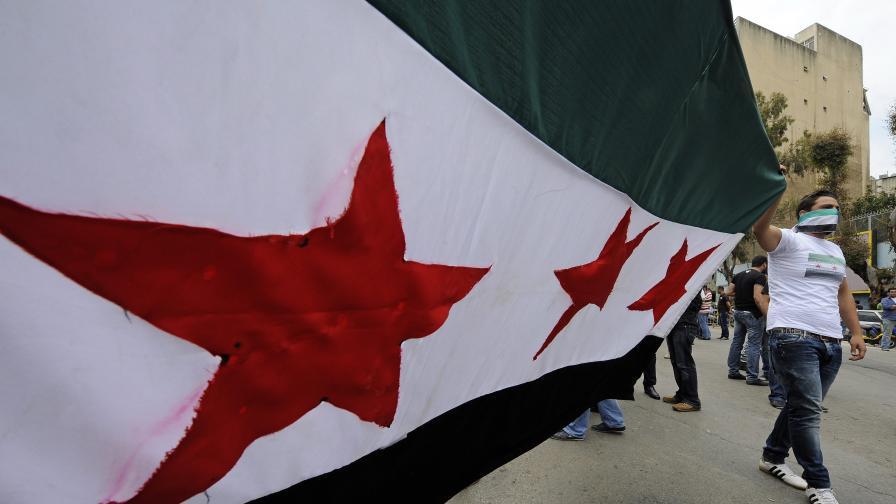 """Сирийския режим се е съюзил тайно с """"Ал Кайда""""?"""