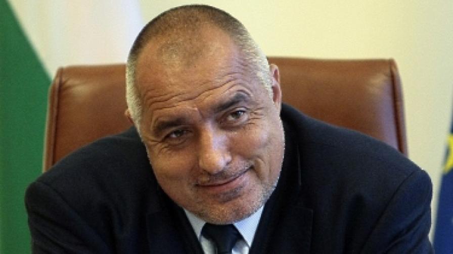 Борисов: Изпълнихме мечтите на сините