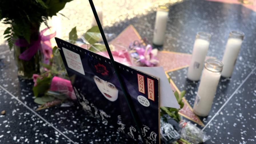 Обама за Дона Съмър: Нейният глас ще остане незабравим