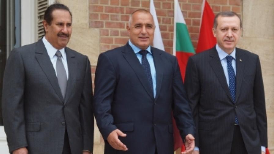България, Катар и Турция се разбраха за пътя Свиленград - Русе