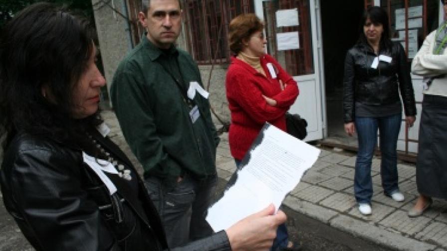 Социалните работници по-бедни от социално слабите