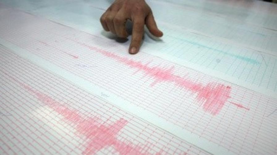 Ново земетресение с магнитуд 4 разтресе страната