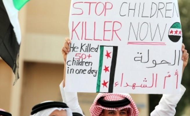 Клането в Хула отдръпна Русия от Асад