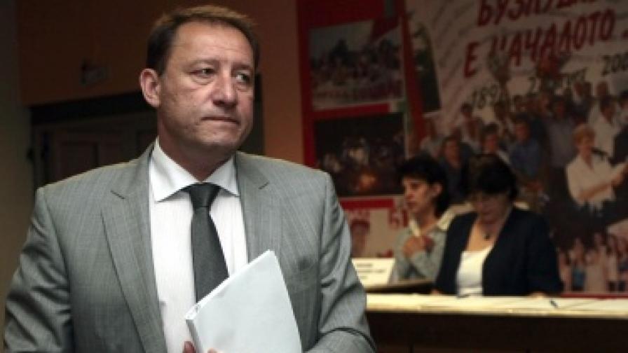 Депутатът от Коалиция за България Ангел Найденов