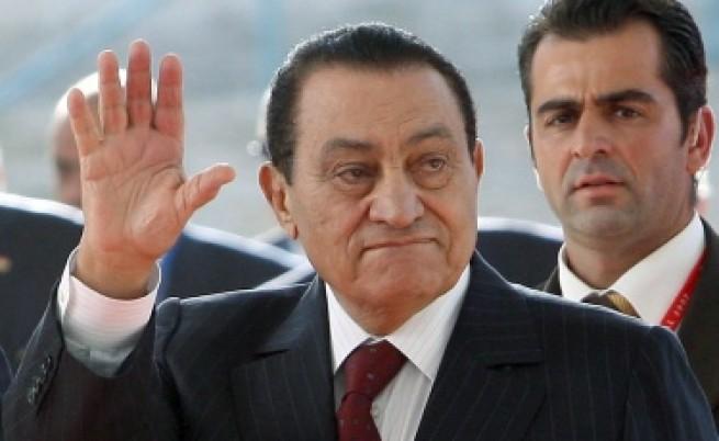 Мубарак в болница след доживотната присъда
