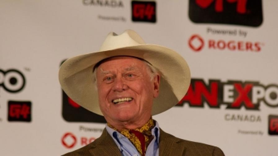 Лари Хагман на кинофестивал в Торонто през 2011 г.