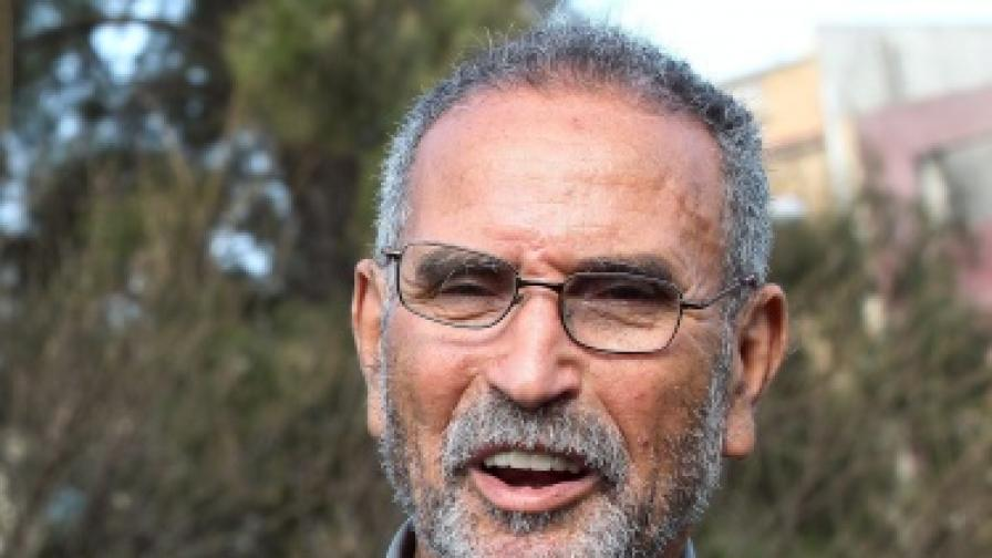 Мохамед Бенала Мера, бащата на убития