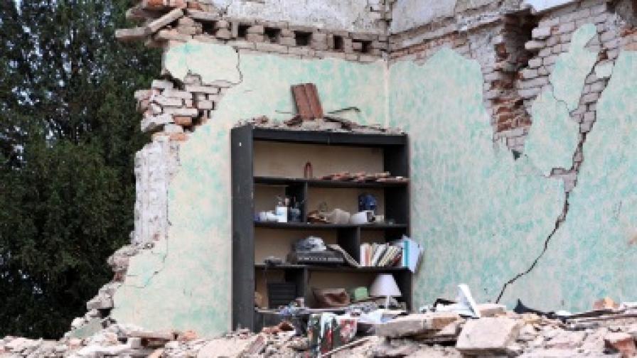 Трусовете в Италия надигнали земната повърхност