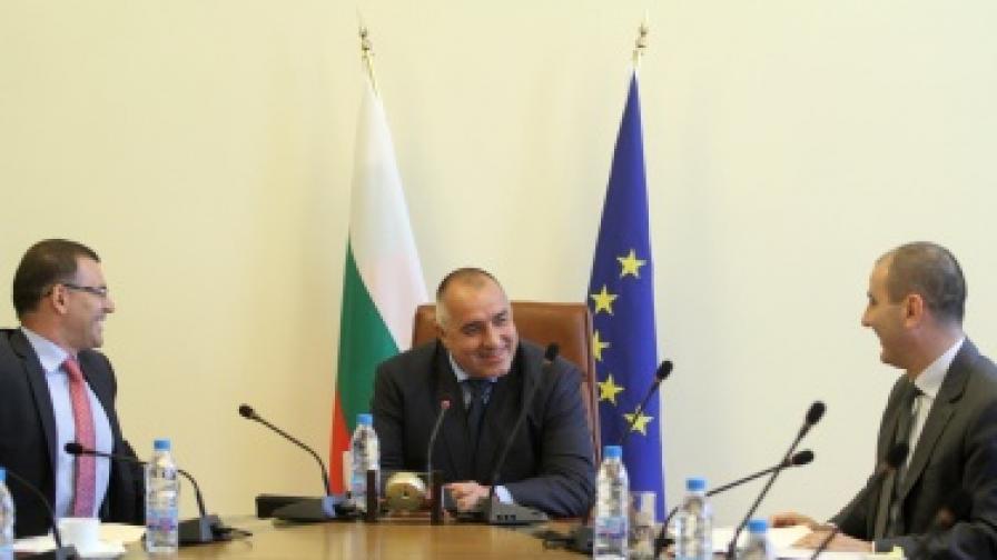 Борисов обвързва изграждането на язовир на Тунджа с газопреносната връзка с Турция