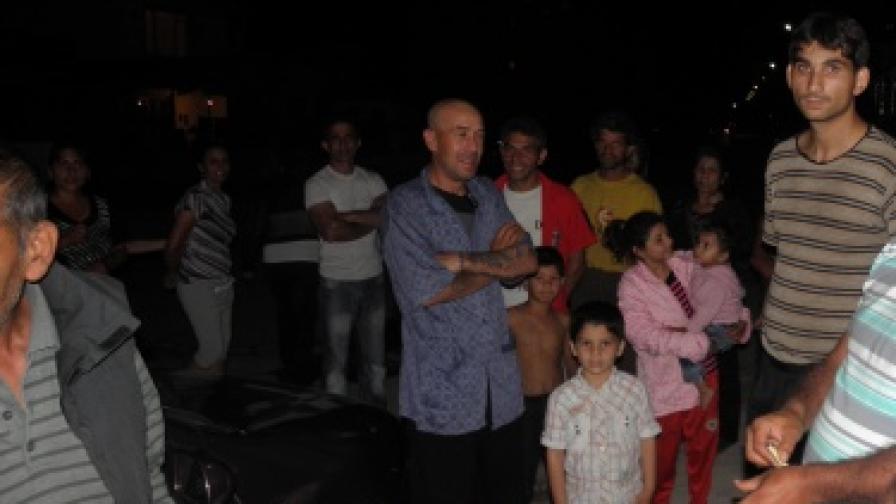 Нов масов бой в ромска махала в Петрич