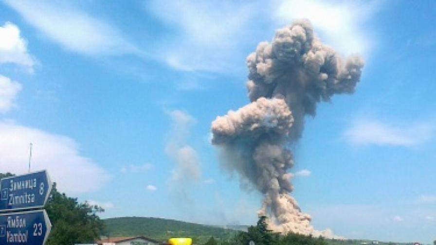 Цветанов и Ангелов: Кой е виновен за взривовете