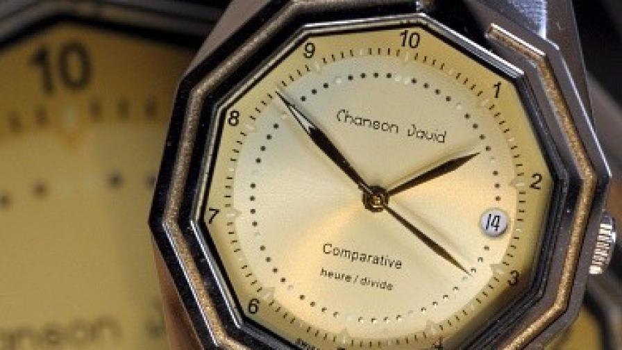 Учени твърдят: Времето ще спре напълно