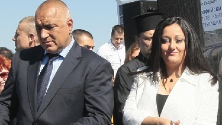 """Борисов: Лили,  като дама, покани Станишев на """"Цанков камък"""""""