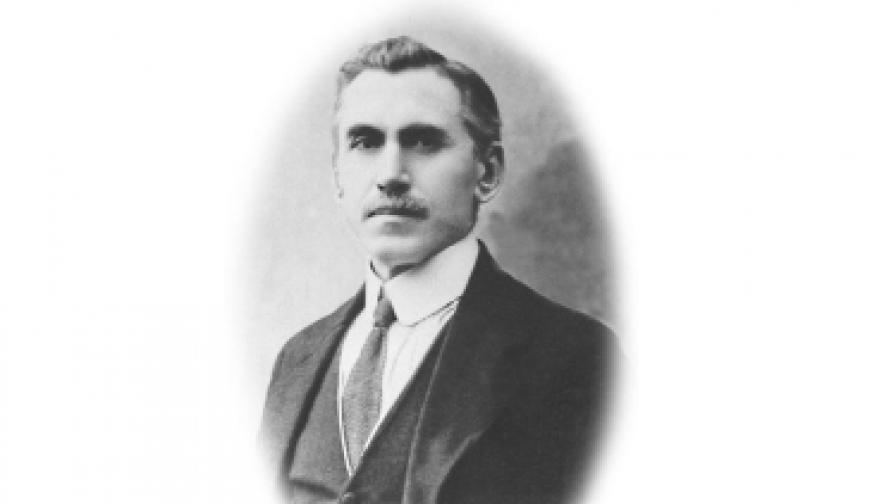 Проф. д-р Иван Шишманов (1862-1928)