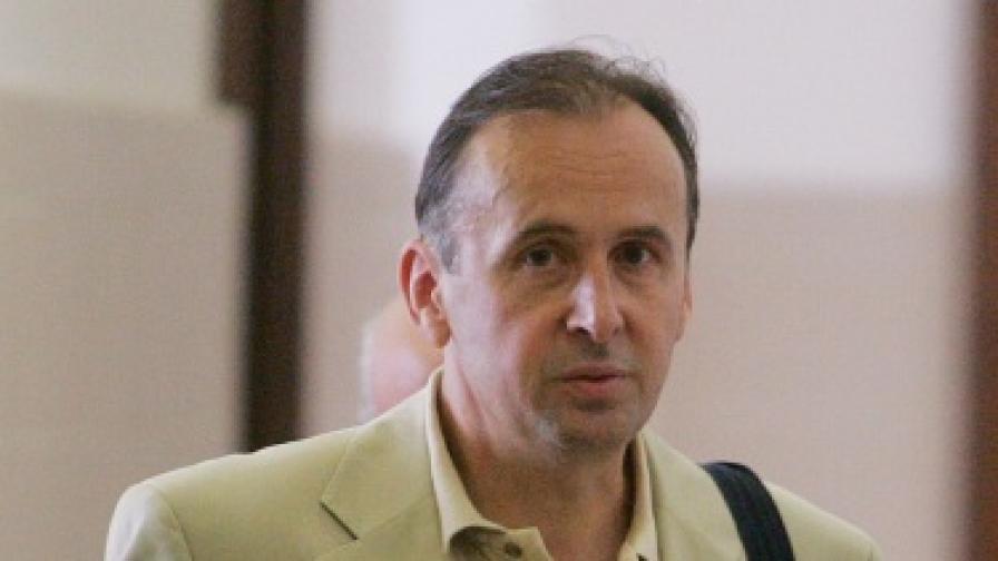 Валентин Димитров поиска споразумение с прокуратурата