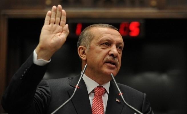 Ердоган: Сирийският режим е