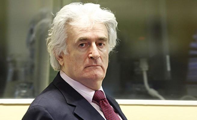 Признаха Караджич за виновен в престъпления срещу човечеството