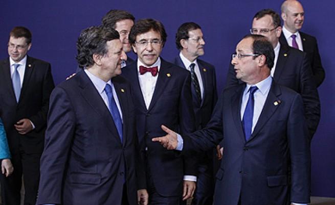 Европейският съвет се съгласи на пакт за растеж в размер на 120 млрд. евро