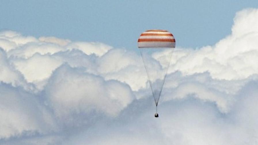 Космическият съд, в който космонавтите се завърнаха у дома