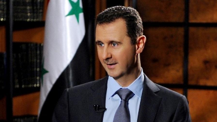 Асад ще бори въстанието със затвор и смъртни присъди