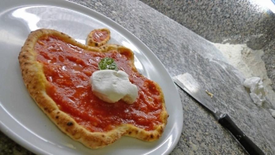 Най-здравословната пица в света