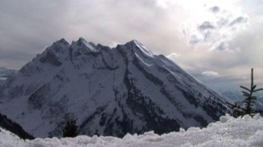 Петима катерачи загинаха в швейцарските Алпи