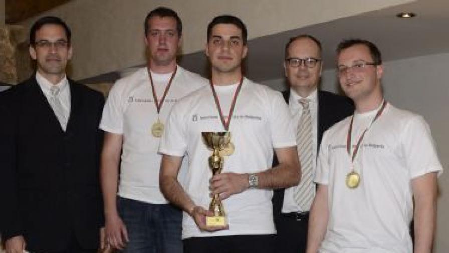 K-Vision на финалите в България