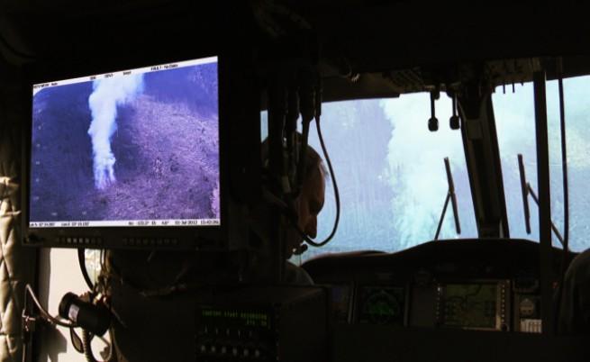 В БАН работят по проект за ранно откриване на горски пожари и наводнения