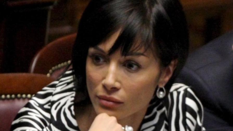 Мара Карфаня през 2008 г.
