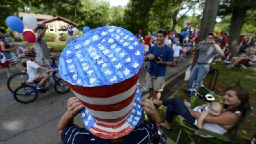 Десетки простреляни и убити в САЩ на 4 юли