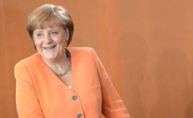Ангела Меркел с неочаквано висок рейтинг