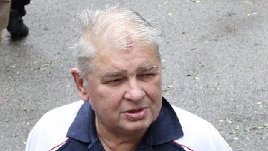 Отиде си певецът Боян Иванов