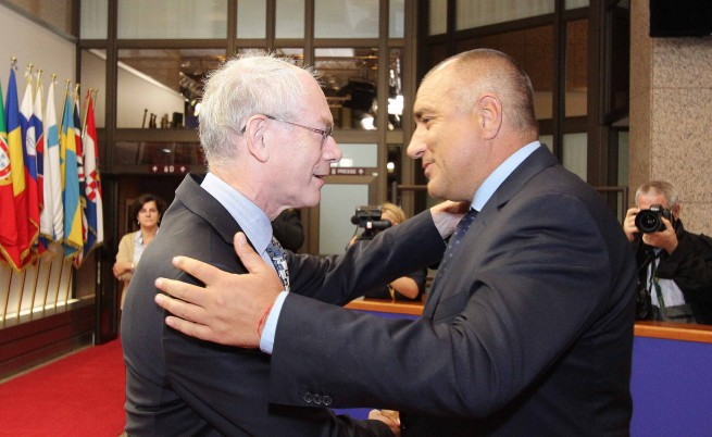 Хвалят ни на изненадващо посещение на Борисов в Брюксел