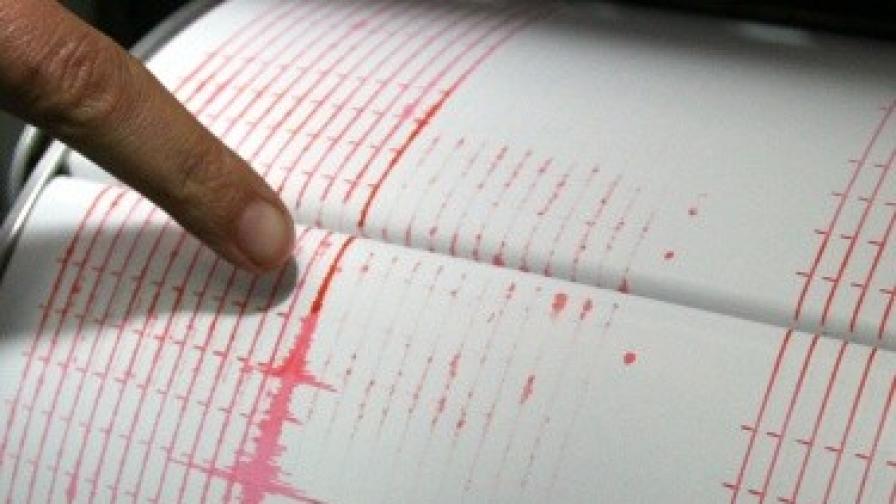 Отново земетресение в Пернишко