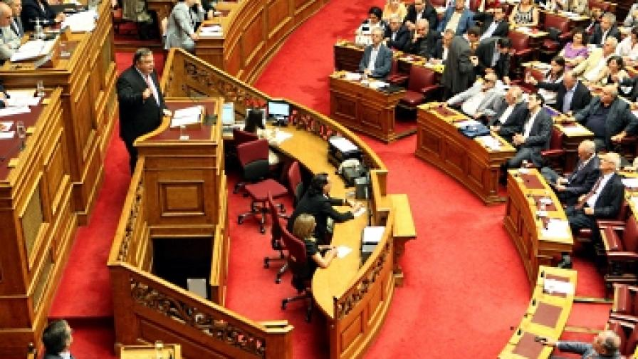 Гръцкият депутат струва над 20 хил. евро на месец