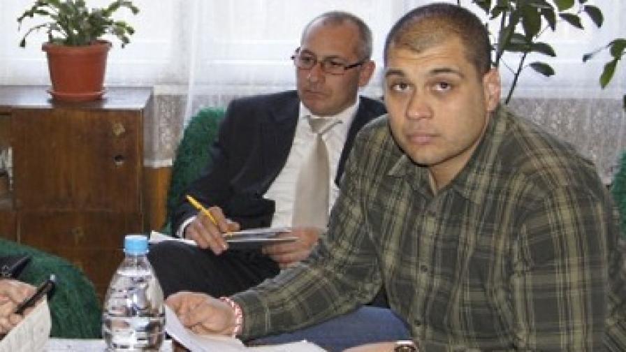 Пуснаха от ареста депутата Аврамов