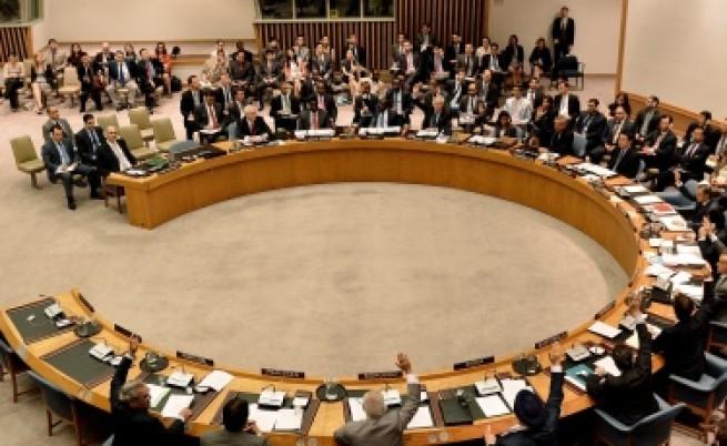 Русия и Китай пак не пуснаха резолюцията за Сирия