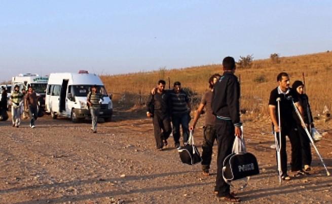 Турция реши да затвори всичките си гранични пунктове със Сирия