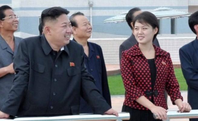 Има ли Ким Чен-ун дете?