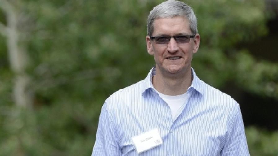 Apple иска да бъде запомнена с услугите си за здраве