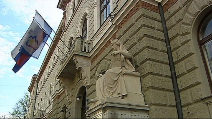 Бездомница ще става президент в Словения