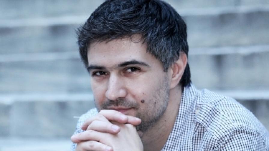 """Петър Славов на """"Аполония"""" със световна награда за джаз"""