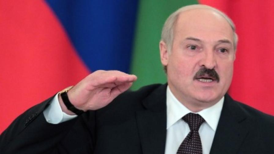 Десант на плюшени мечета в Беларус
