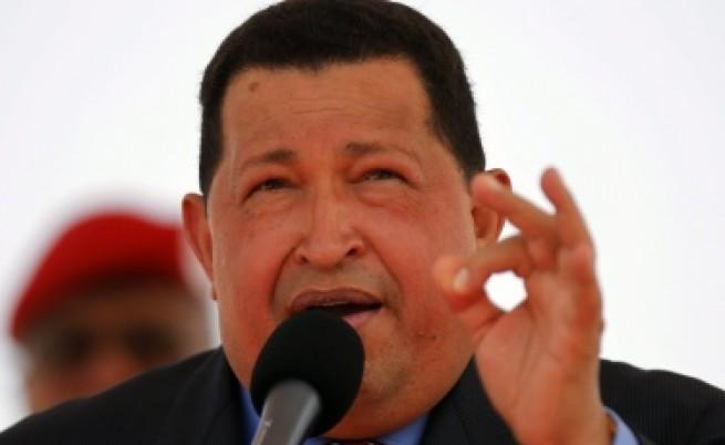 Чавес обеща да построи социализма