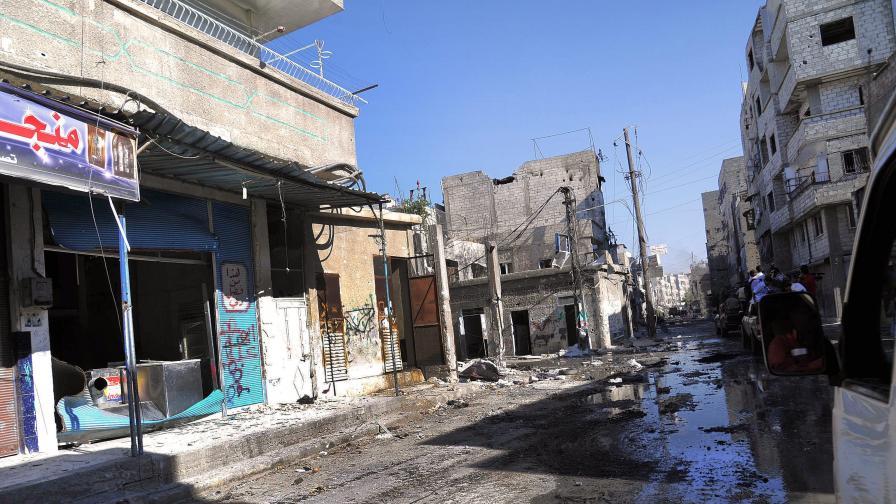 """""""Ню Йорк таймс"""": Вълна от кражби и други престъпления в Сирия"""