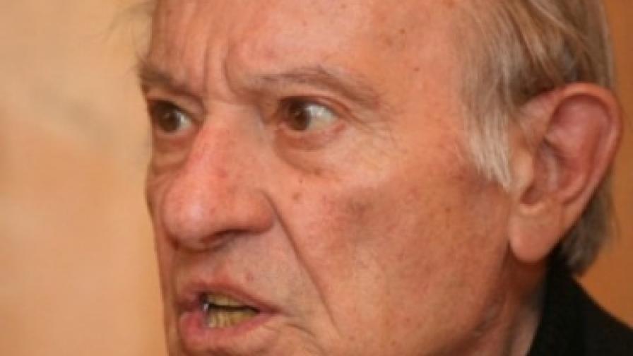 Почина актьорът Петър Петров