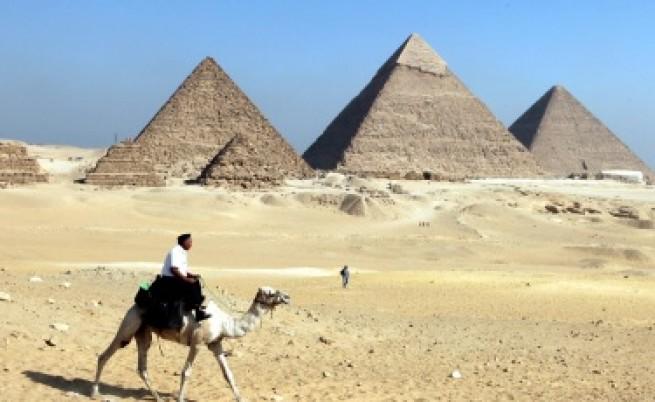 Откриха тайната на строежа на египетските пирамиди